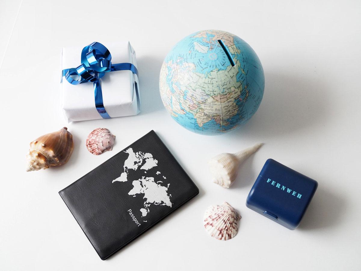 geschenkideen reisende weltenbummler 1 - Geschenkideen für Reisende