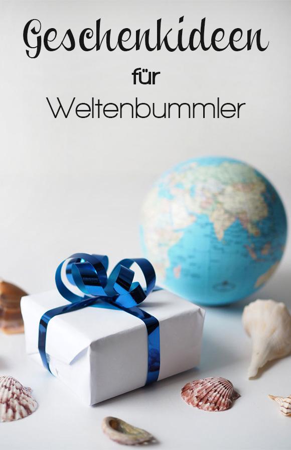 geschenkideen weltenbummler pinterest - Geschenkideen für Reisende