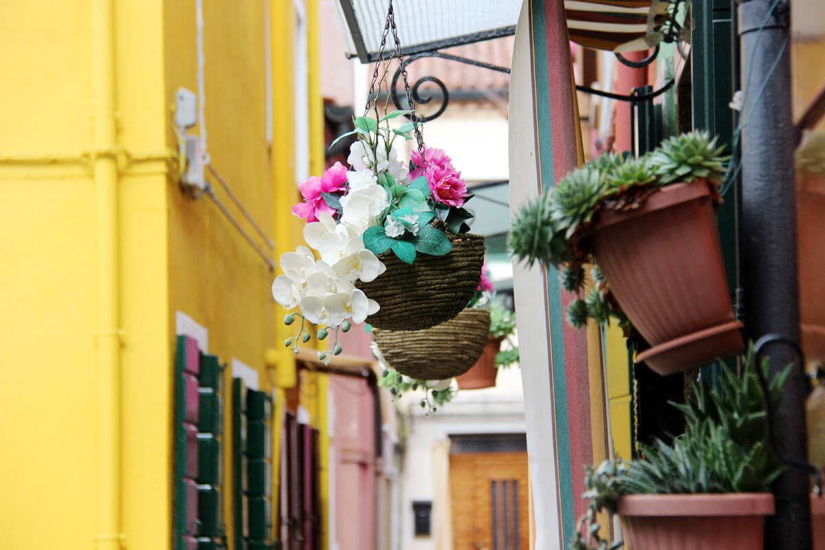 venedig burano 9 - Burano und Murano - Sehenswertes in Venedig