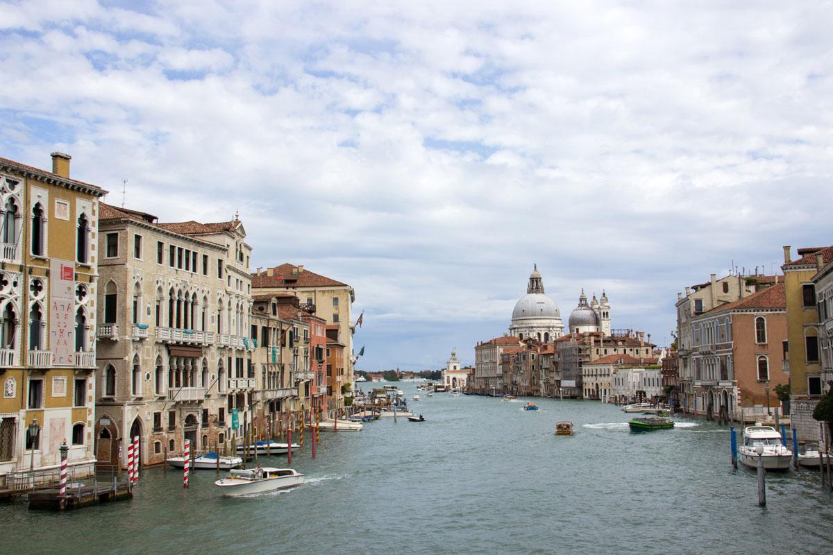 venedig canalgrande - Venedig - Die Lagunenstadt entdecken