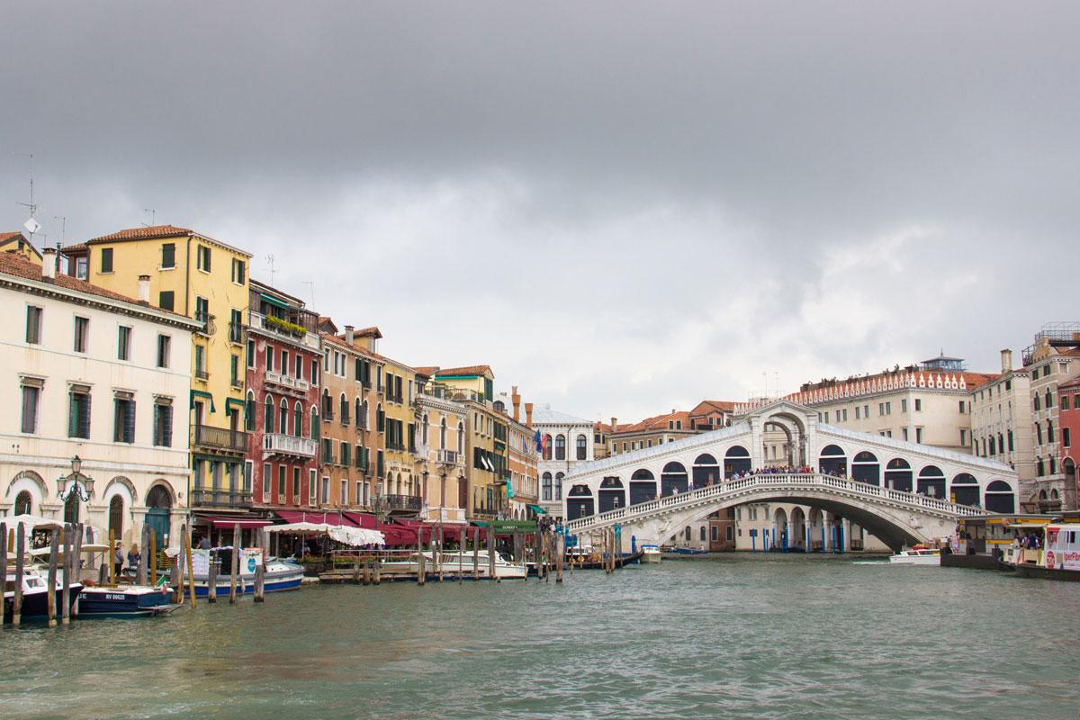 venedig rialtobruecke - Venedig - Die Lagunenstadt entdecken