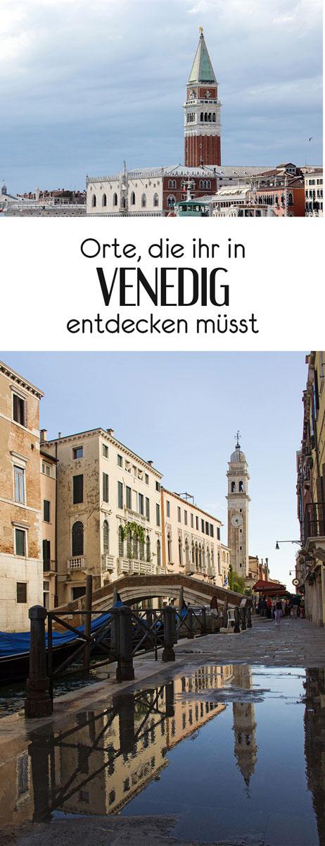 venedig - Venedig - Die Lagunenstadt entdecken