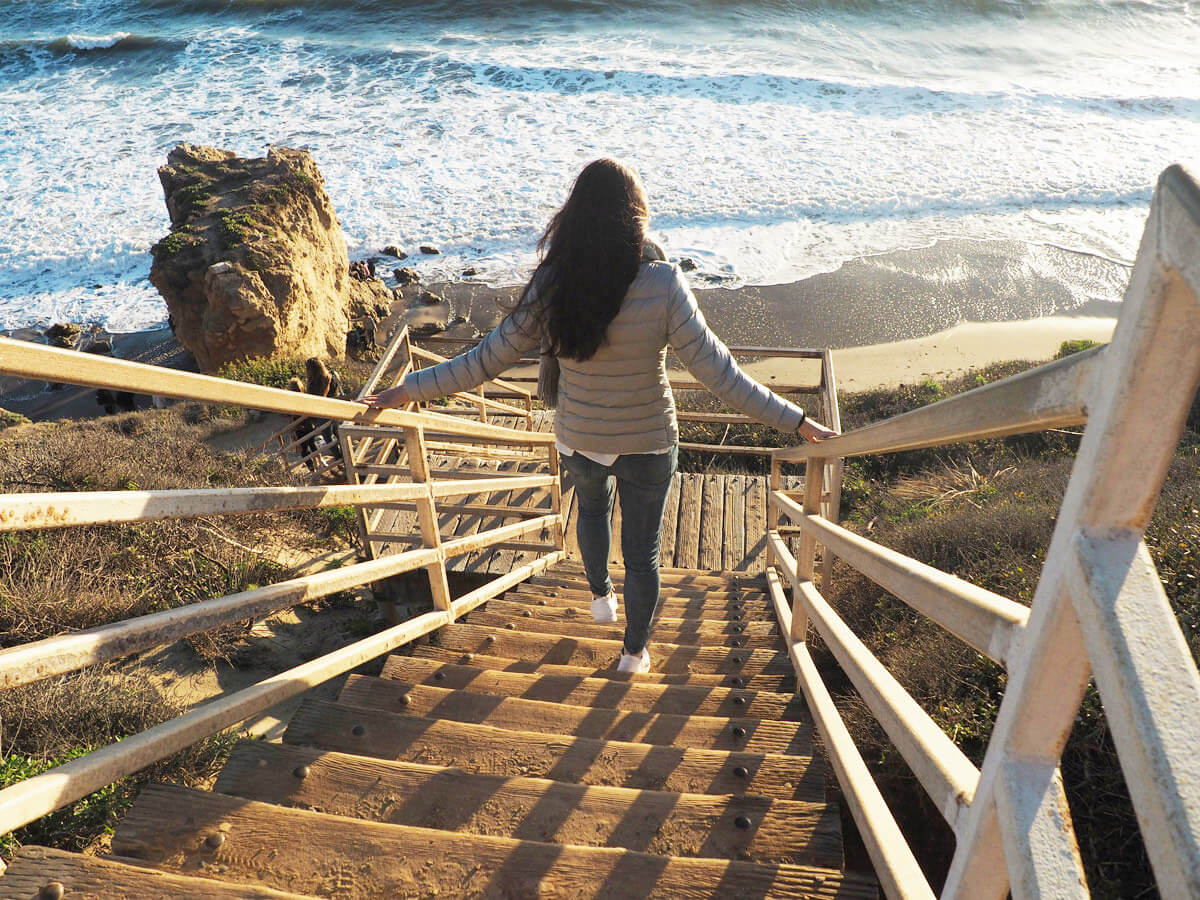 elmatador beach malibu losangeles 15 - Pannen, Pleiten und Pech – Wie löse ich Probleme auf Reisen?