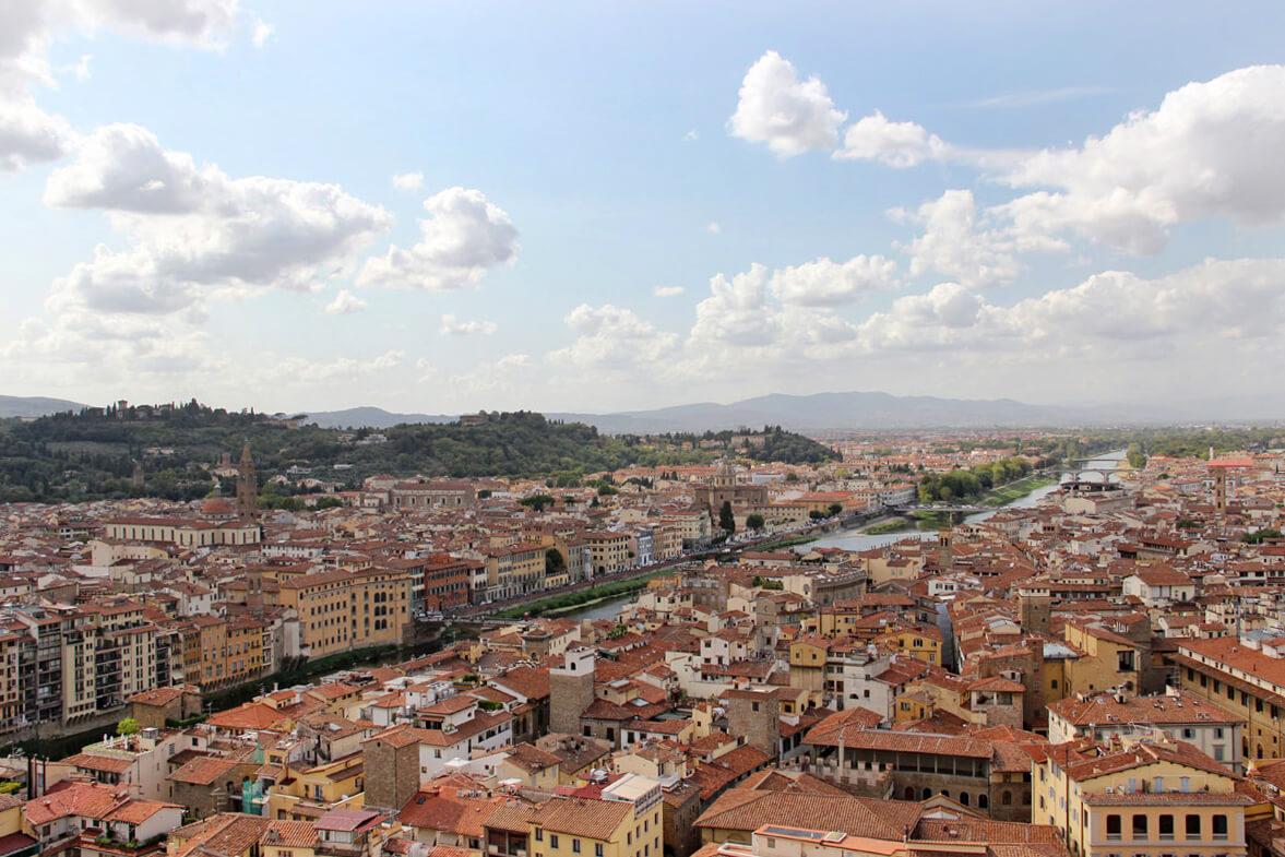 florenz palazzo vecchio - Florenz - Die Hauptstadt der Toskana zu Fuß erkunden