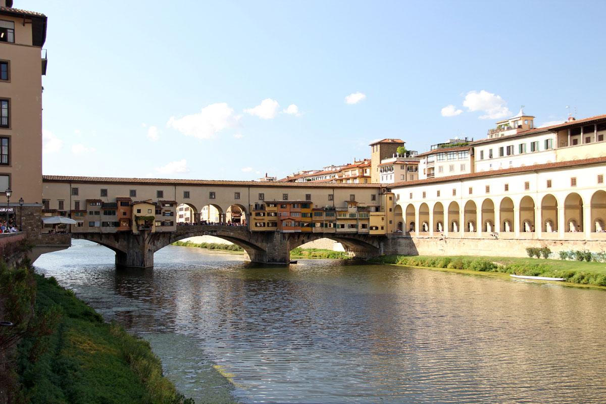 florenz pontevecchio - Florenz - Die Hauptstadt der Toskana zu Fuß erkunden