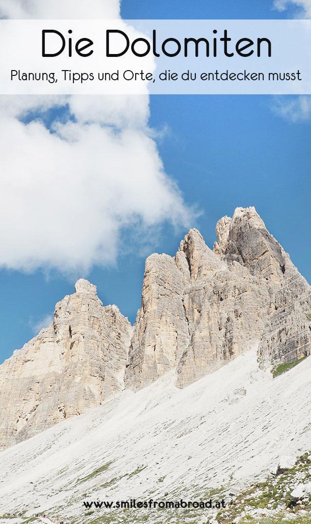 dolomiten - Die Dolomiten erkunden - Von der Planung bis zum Ausflug