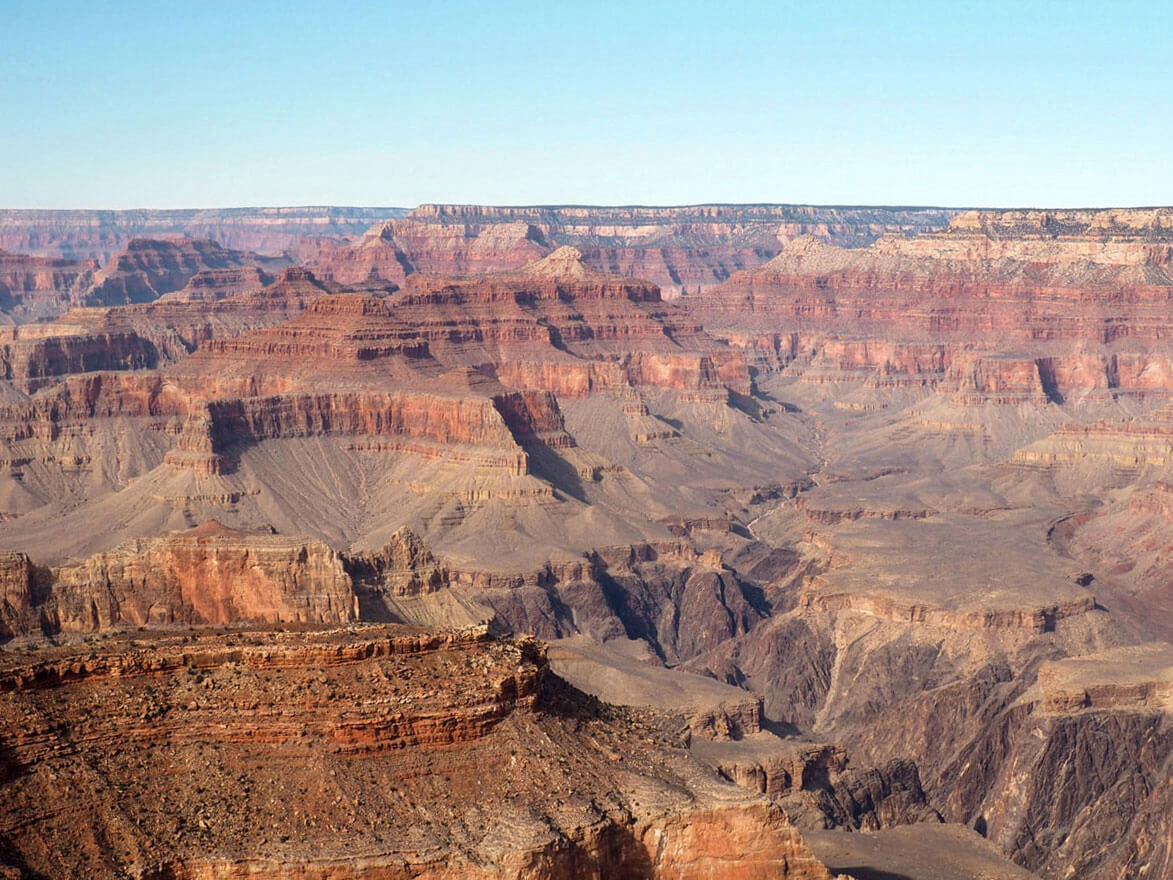 grand canyon winter 6 - Ein atemberaubendes Weltwunder - der Grand Canyon