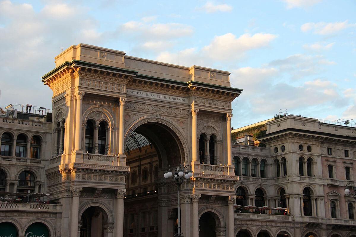 mailand shopping - Den Norden Italiens mit dem Auto entdecken – Roadtrip Venedig, Florenz, Lucca, Cinque Terre und Mailand