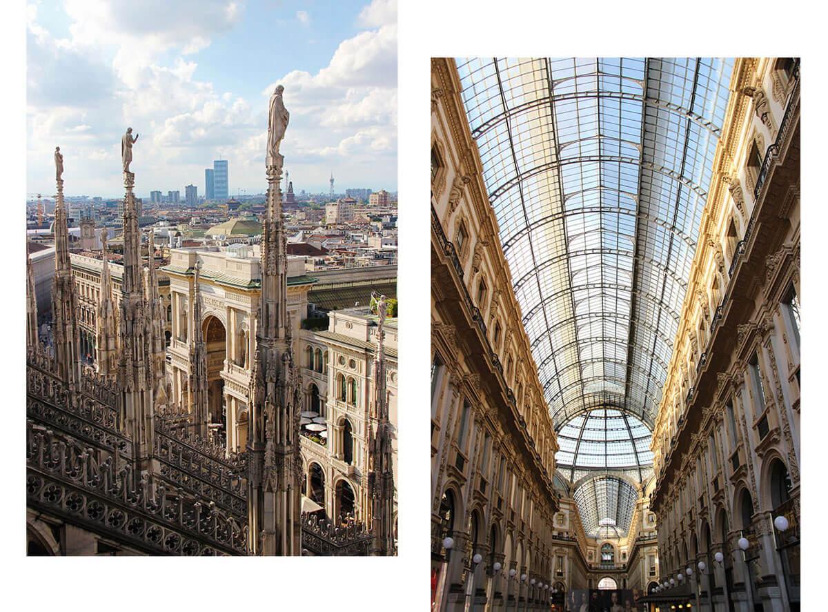 mailand - Den Norden Italiens mit dem Auto entdecken – Roadtrip Venedig, Florenz, Lucca, Cinque Terre und Mailand