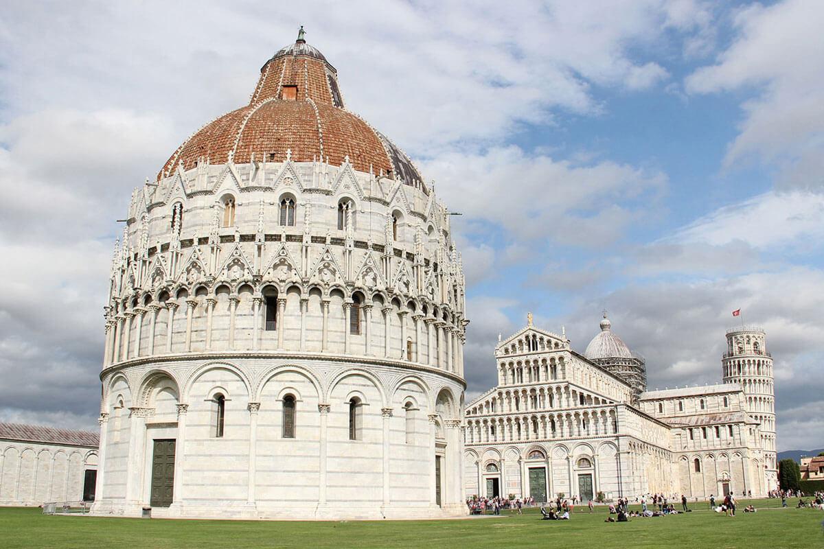 pisa dom - Den Norden Italiens mit dem Auto entdecken – Roadtrip Venedig, Florenz, Lucca, Cinque Terre und Mailand