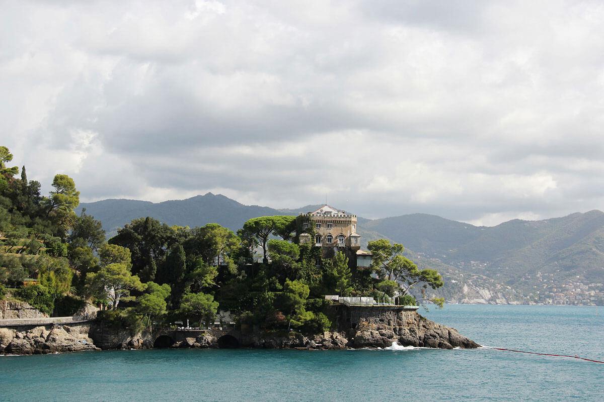 portofino 1 - Den Norden Italiens mit dem Auto entdecken – Roadtrip Venedig, Florenz, Lucca, Cinque Terre und Mailand