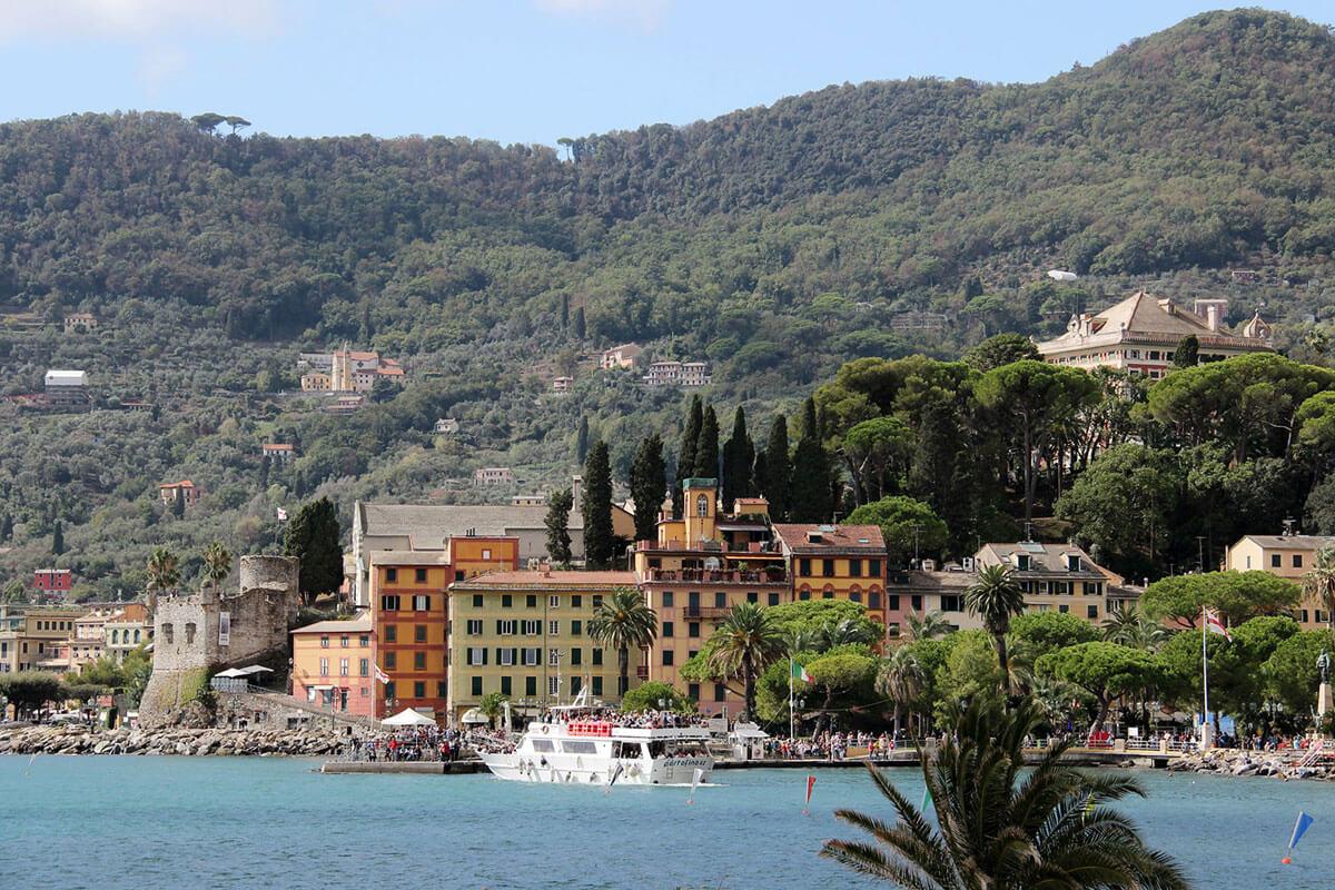 portofino 2 - Den Norden Italiens mit dem Auto entdecken – Roadtrip Venedig, Florenz, Lucca, Cinque Terre und Mailand