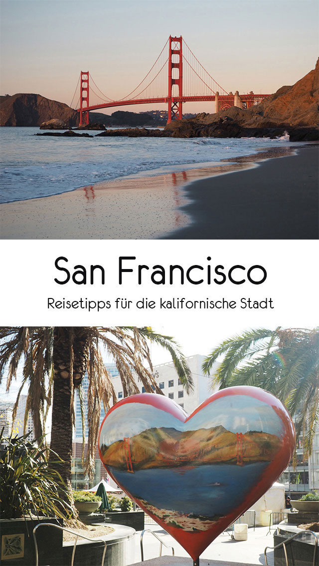 sanfrancisco1 - Sehenswürdigkeiten San Francisco - Was ihr nicht verpassen dürft