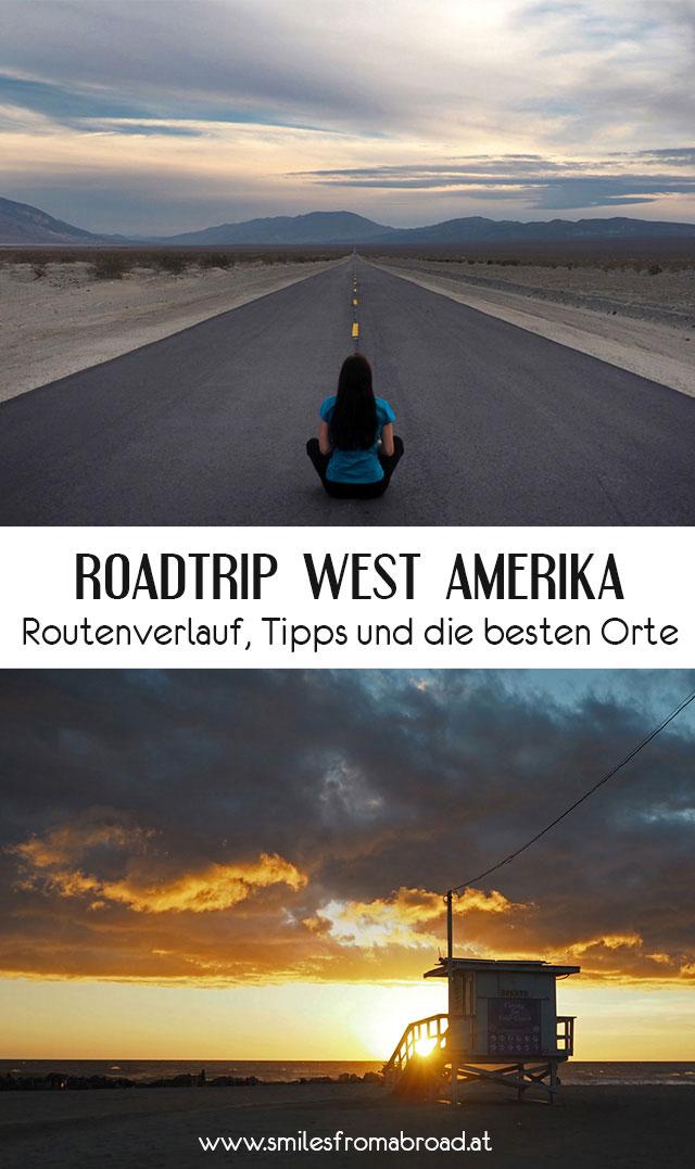 roadtrip amerika pinterest - Roadtrip West Amerika - Mein Lieblings Roadtrip - Blogparade