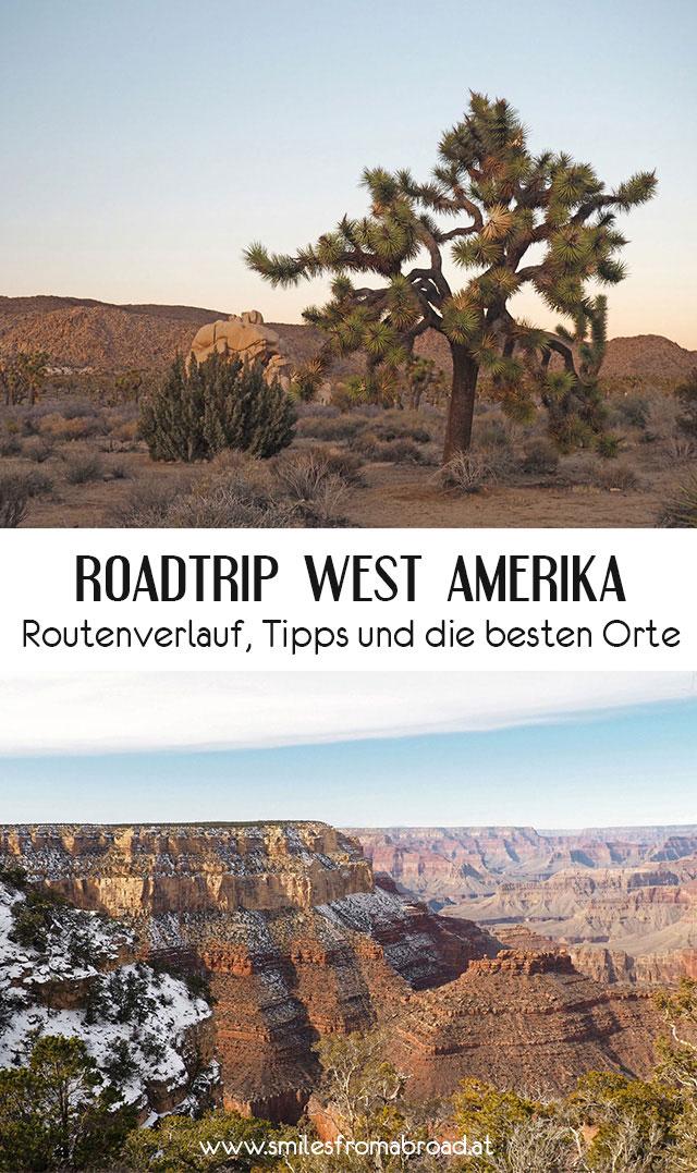 roadtrip amerika pinterest2 - Roadtrip West Amerika - Mein Lieblings Roadtrip - Blogparade