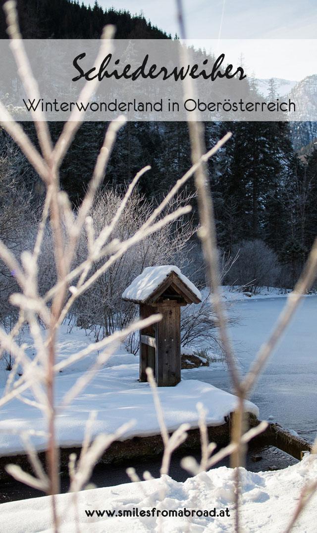 schiederweiher2 - Ausflug zum Schiederweiher in Hinterstoder in Oberösterreich