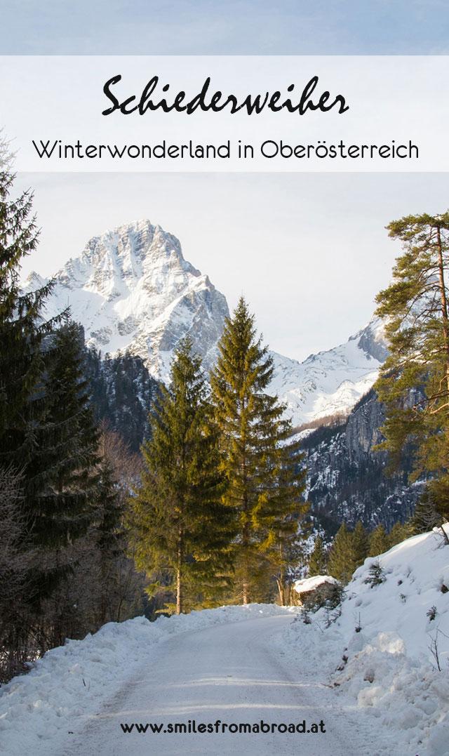 schiederweiher3 - Ausflug zum Schiederweiher in Hinterstoder in Oberösterreich