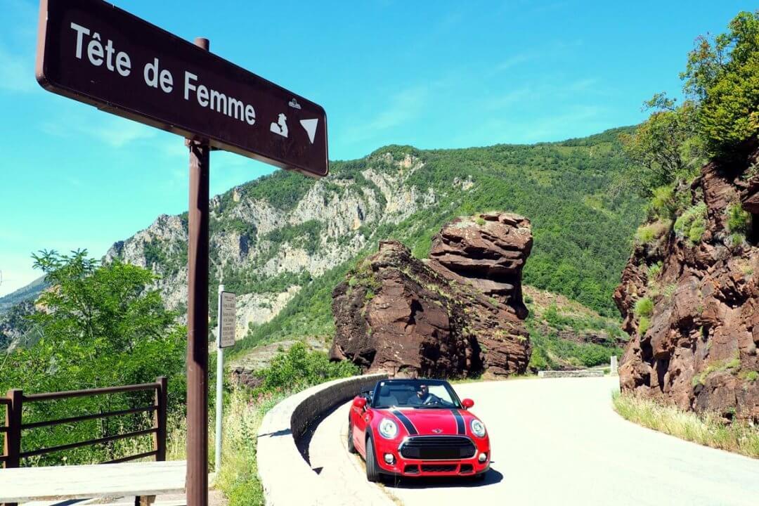 Roadtrip Riviera Italien und Frankreich