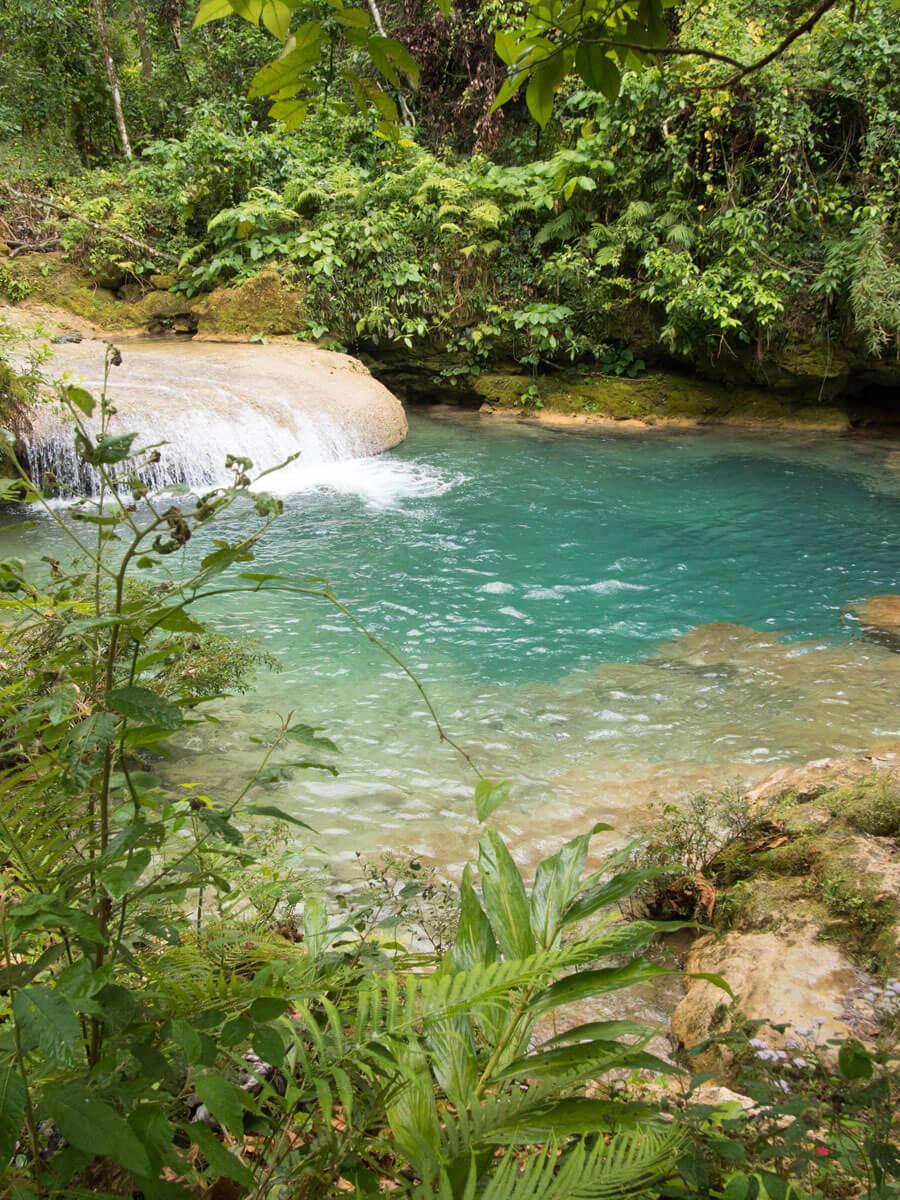 P3270082 - Ausflug zum El Nicho Wasserfall und Hanabanilla See