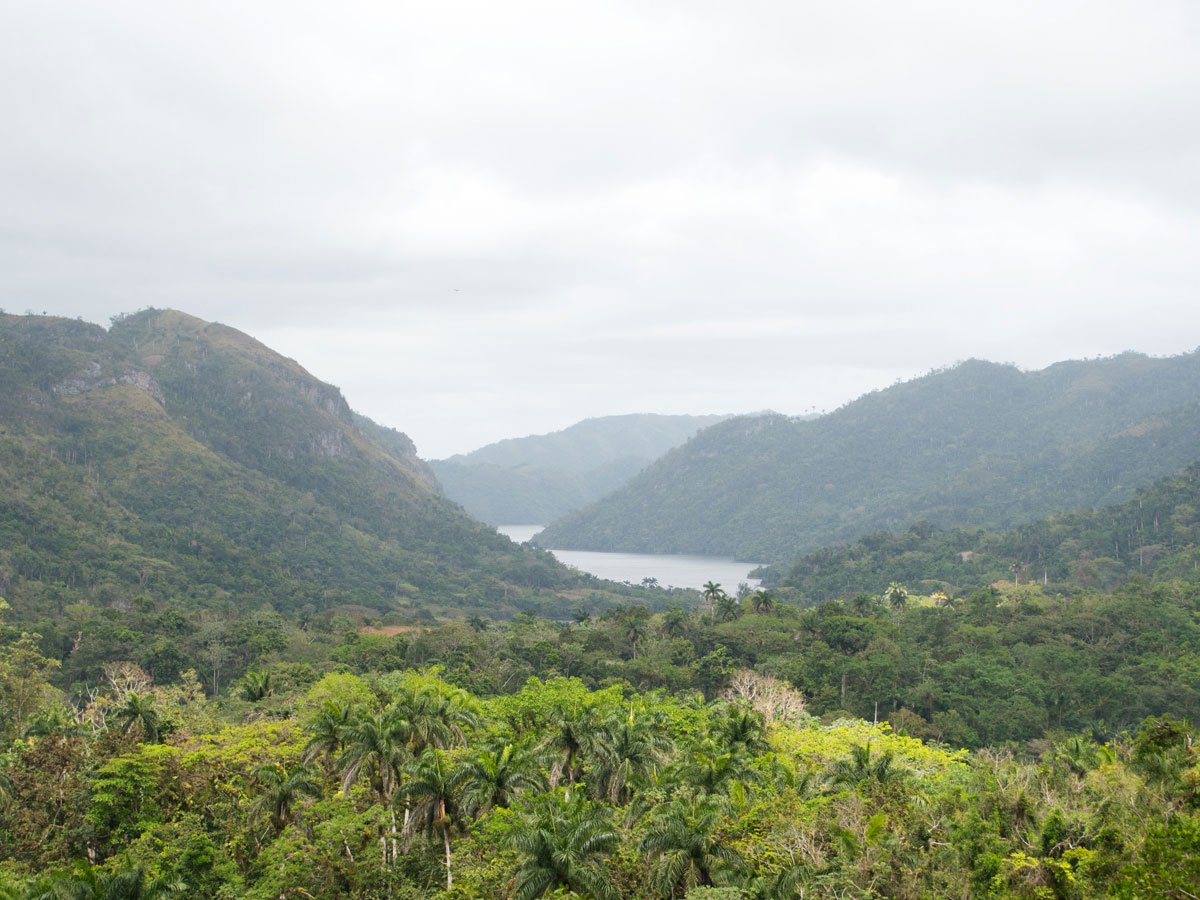 P3270210 - Ausflug zum El Nicho Wasserfall und Hanabanilla See