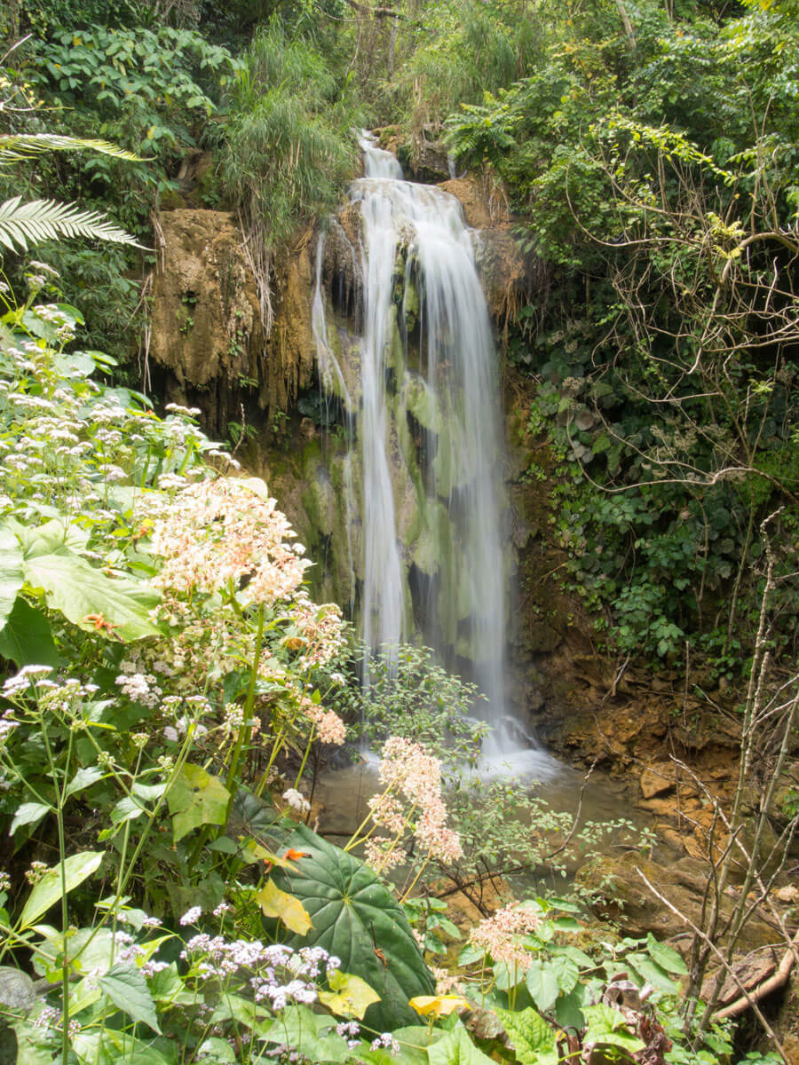 P3270230 - Ausflug zum El Nicho Wasserfall und Hanabanilla See