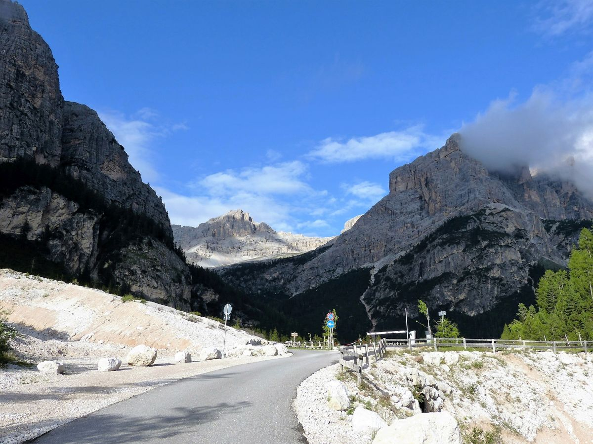 Roadtrip Dolomiten