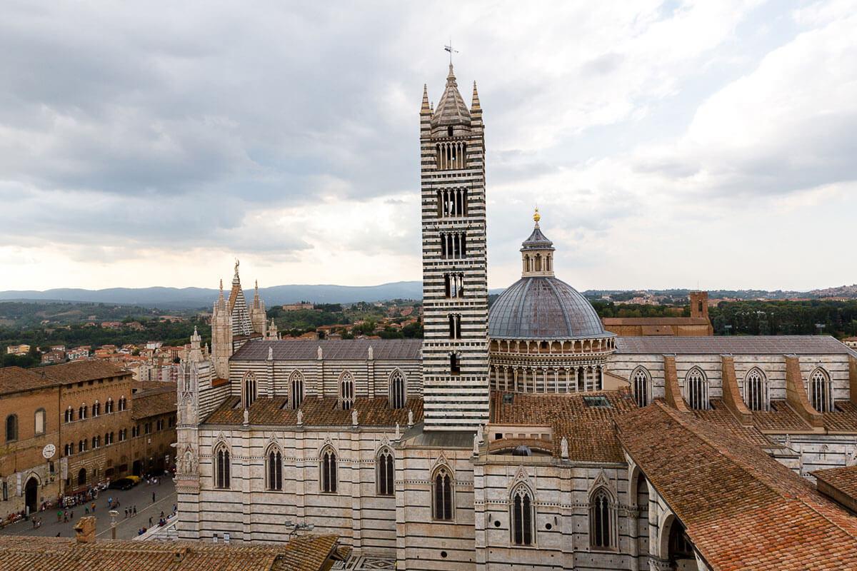 Siena Toskana Italien - Roadtrip Empfehlungen von Reisebloggern