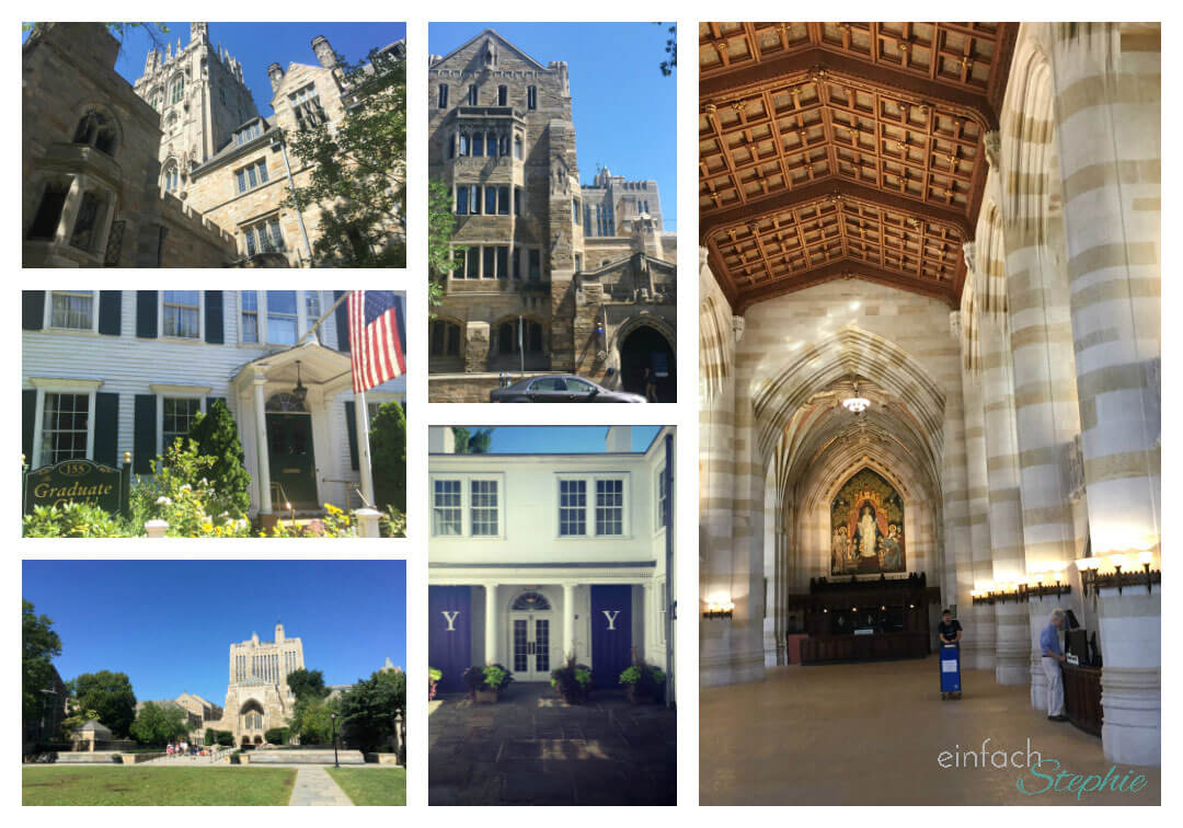 Yale University USA - Roadtrip Empfehlungen von Reisebloggern