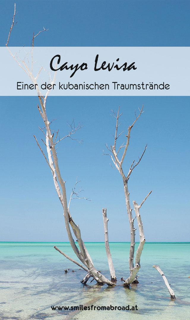 cayolevisa pinterest1 - Ausflug zum Traumstrand auf Cayo Levisa in Kuba
