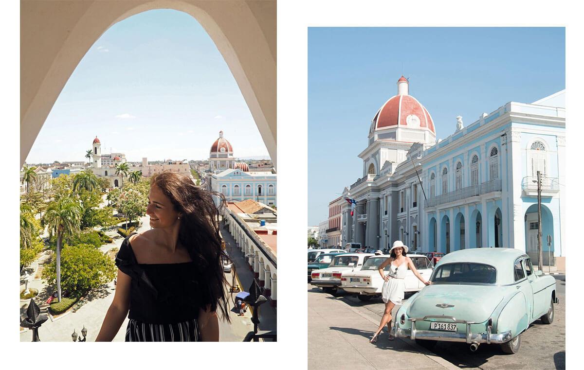 Die schönten Sehenswürdigkeiten in Cienfuegos in Kuba