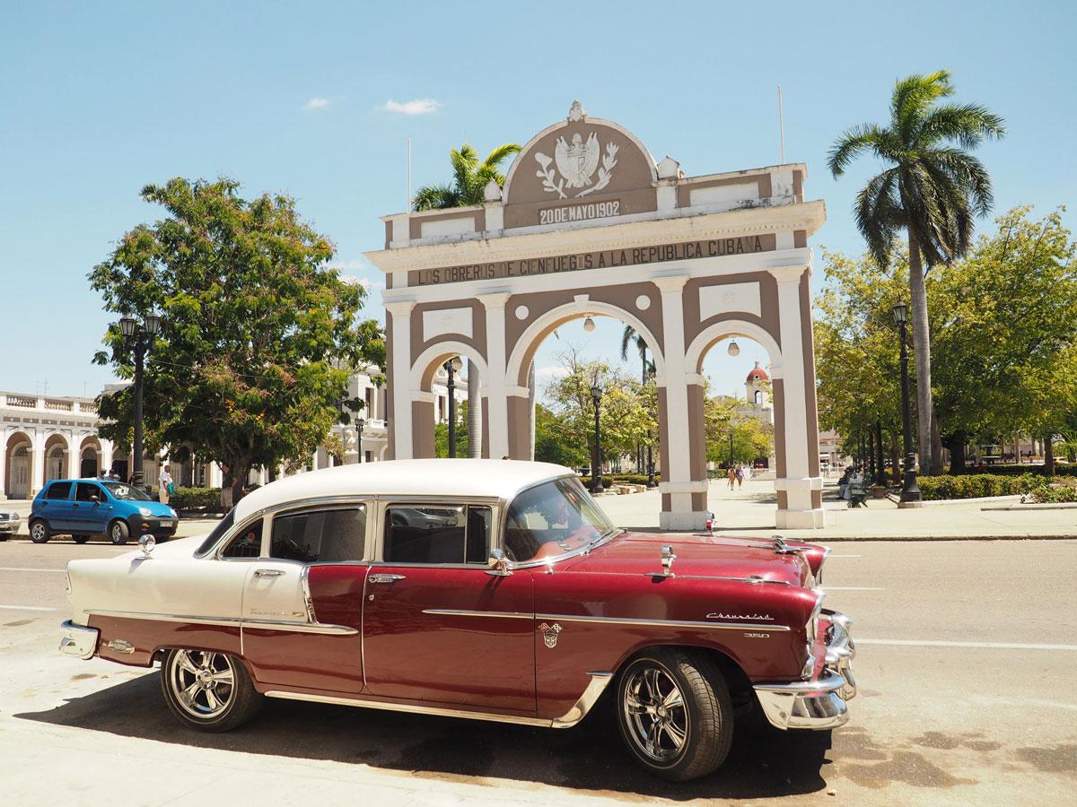 Cienfuegos in Kuba