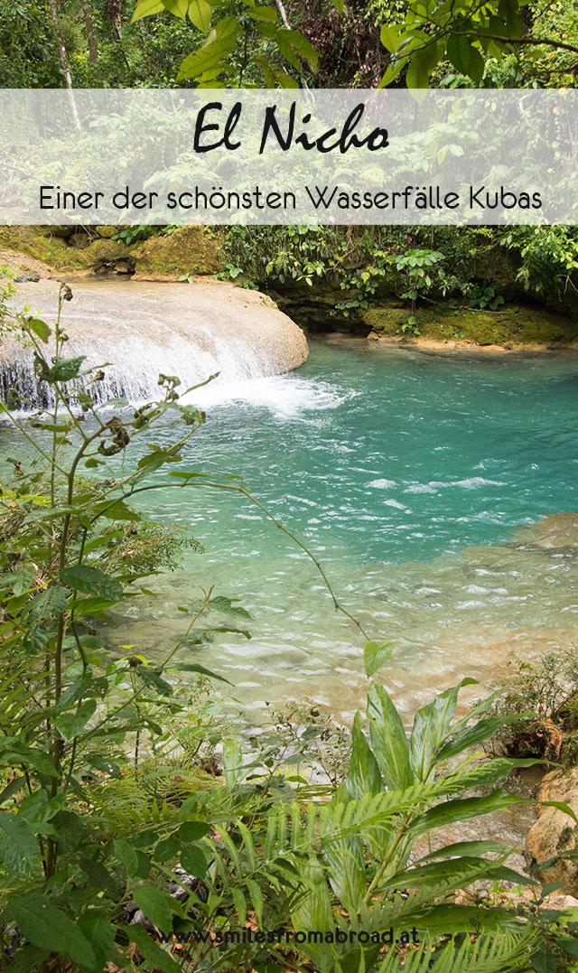 elnicho pinterest1 - Ausflug zum El Nicho Wasserfall und Hanabanilla See