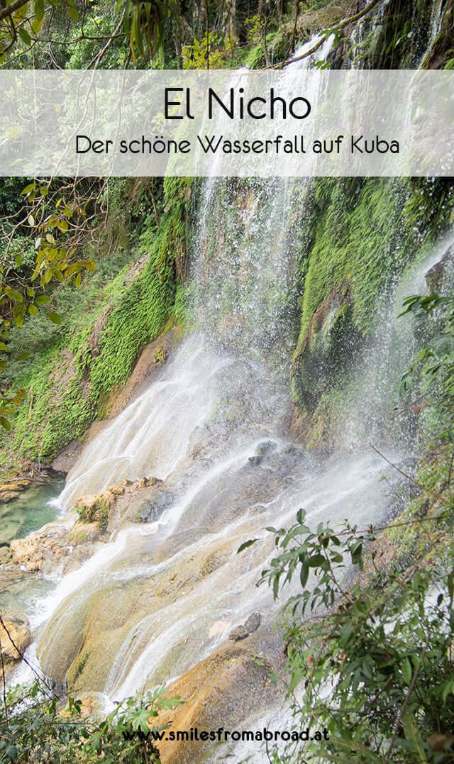 elnicho pinterest2 - Ausflug zum El Nicho Wasserfall und Hanabanilla See