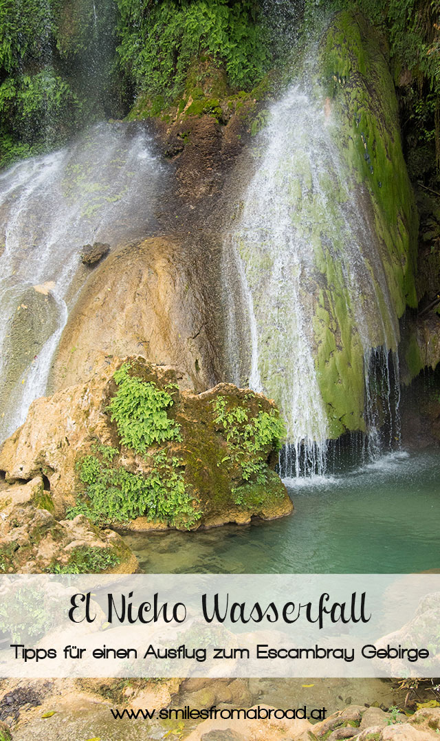 elnicho pinterest3 - Ausflug zum El Nicho Wasserfall und Hanabanilla See