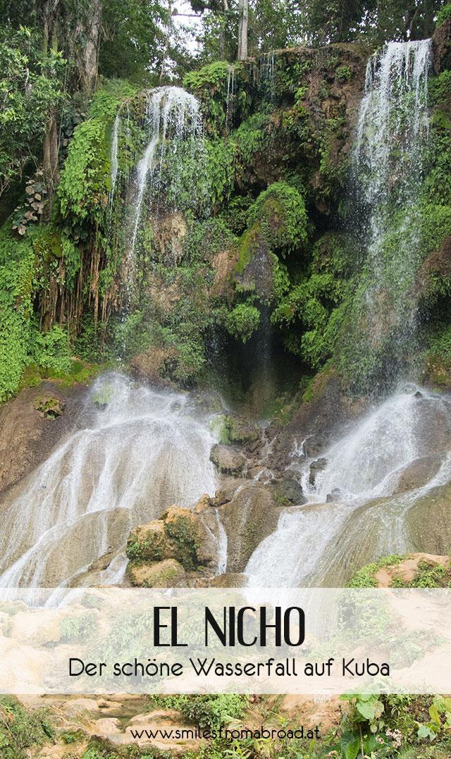 elnicho pinterest4 - Ausflug zum El Nicho Wasserfall und Hanabanilla See