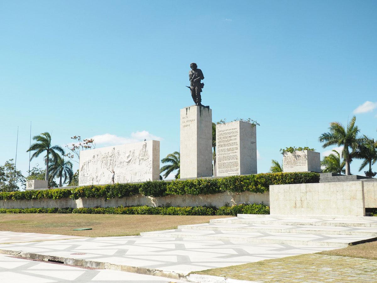 Plaza de la revolution Santa Clara