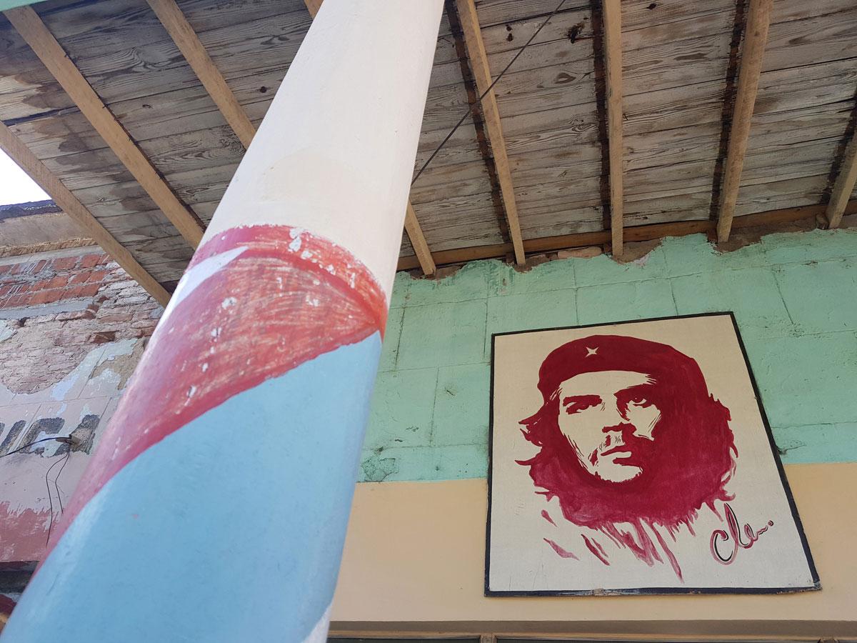 Che Guevara Einfluss Kuba Santa Clara