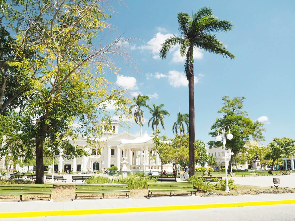 Parque Vidal Kuba Santa Clara