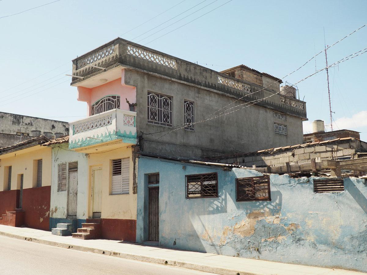 Reiseroute Kuba - Ein kubanisches Haus