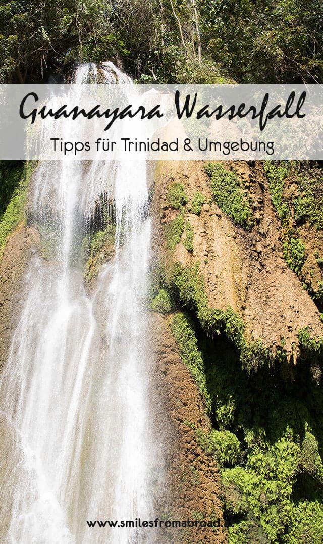 trinidad pinterest4 - Sehenswürdigkeiten in und um Trinidad in Kuba - Ausflug zu den Guanayara Wasserfälle und Playa Ancon