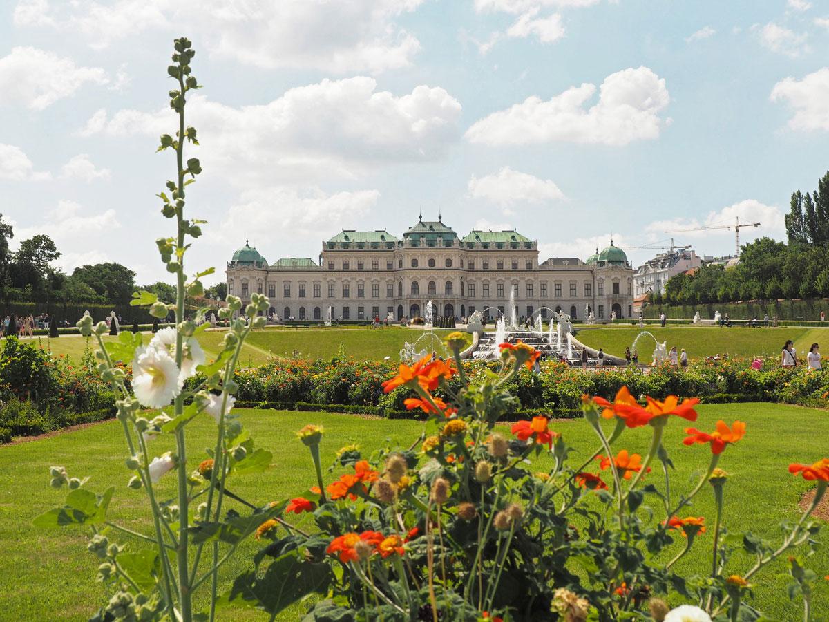Schloss Belvedere Wien Sehenswertes