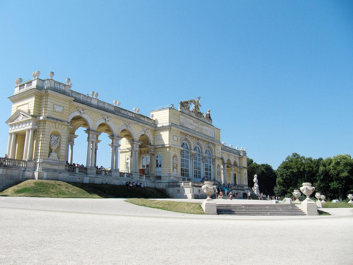 Schloss Schönbrunn sehenswertes in Wien