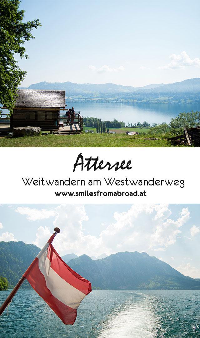 attersee westwanderweg pinterest4 - Der Westwanderweg am Attersee: von Nussdorf bis Stockwinkl