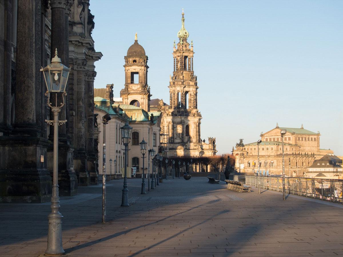 Brühlsche Terasse Dresden