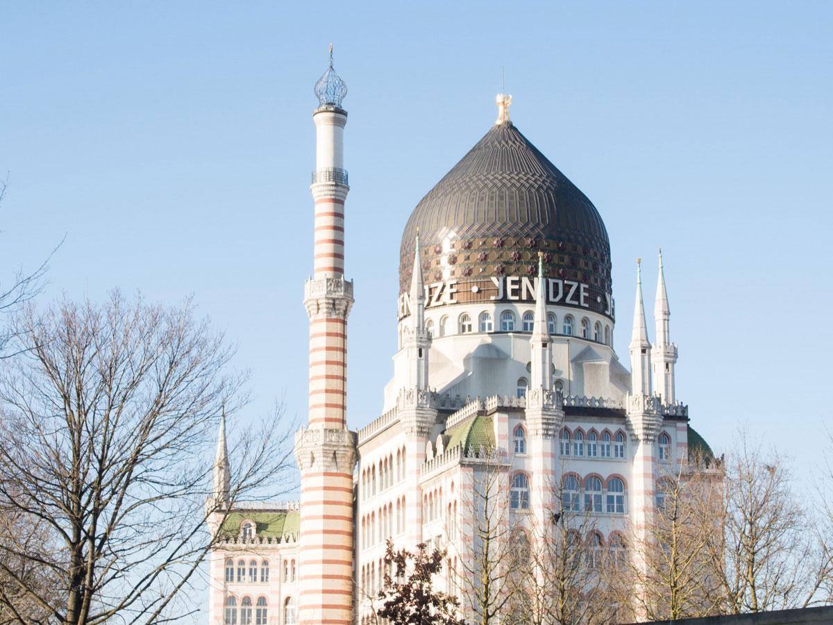 dresden - Sehenswertes in Dresden - Ein Spaziergang durch die Stadt