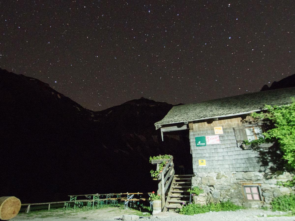 gruberalm mayerlehenhuette almuebernachtung fuschl 3 - Almsommer - Übernachtung auf der Gruberalm in der Region Fuschlsee Salzkammergut