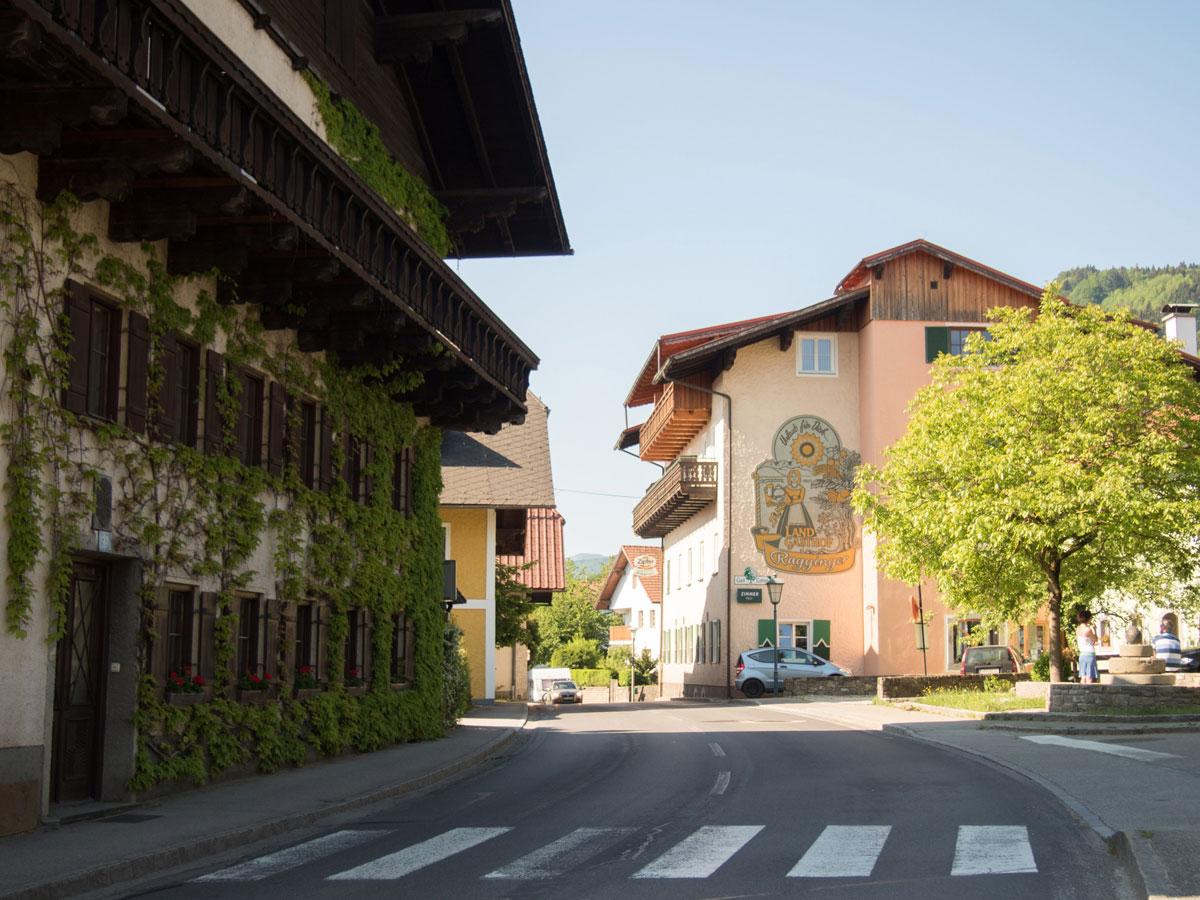 Nussdorf Attersee