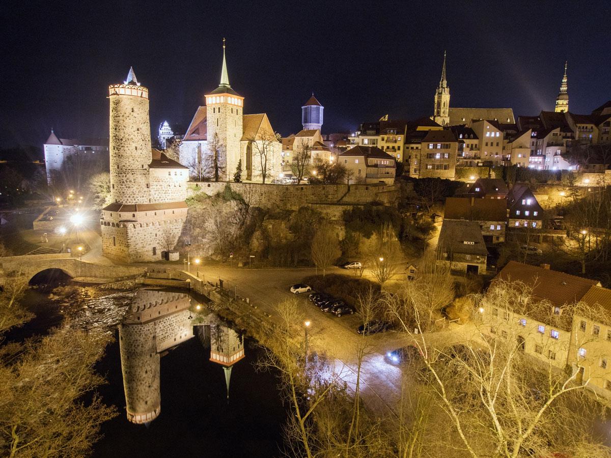Bautzen Sächsische Schweiz Deutschland