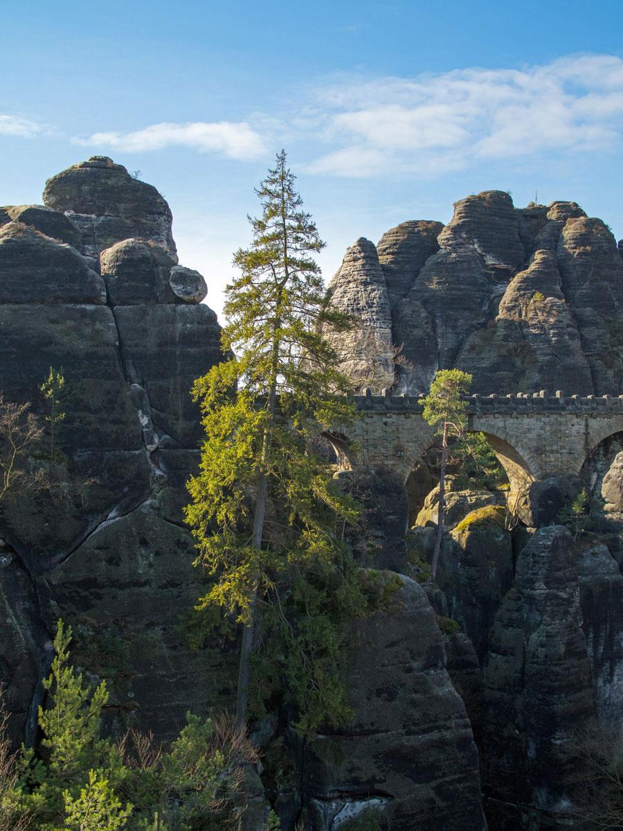 Bastei sächsische Schweiz deutschland