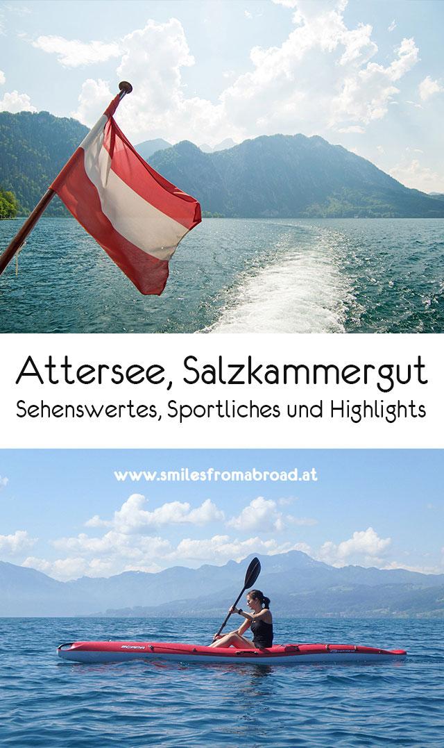 attersee pinterest - Meine Highlights in der Region Attersee Salzkammergut
